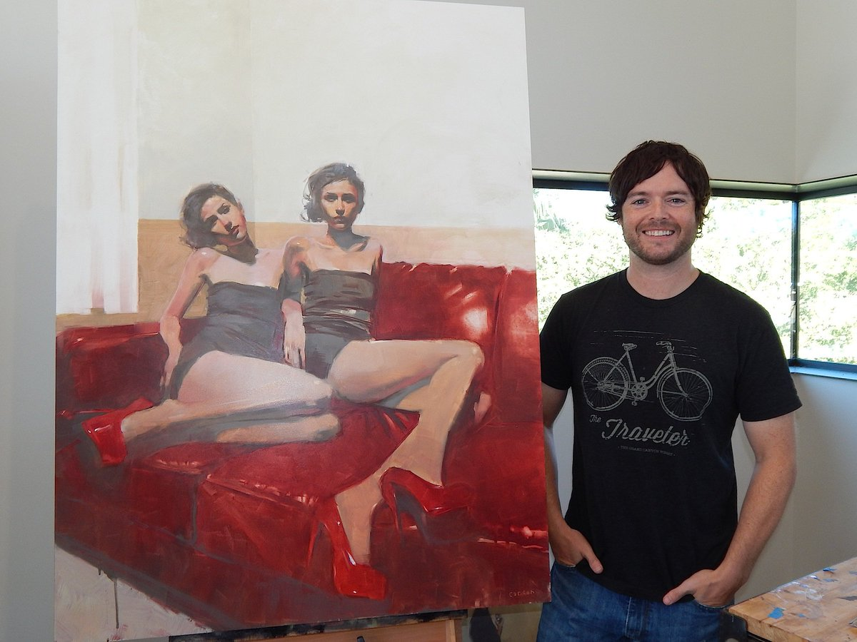 Michael Carson is 1 of my favorite Valley artists. Get to know him better on Phoenix People: https://t.co/ekUDjuCzLB https://t.co/e5rT6wfwBj