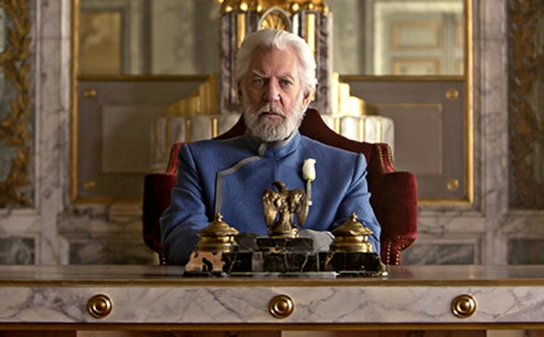 From 'Dirty Dozen' to 'Hunger Games', Donald Sutherland looks back on his greatest hits: