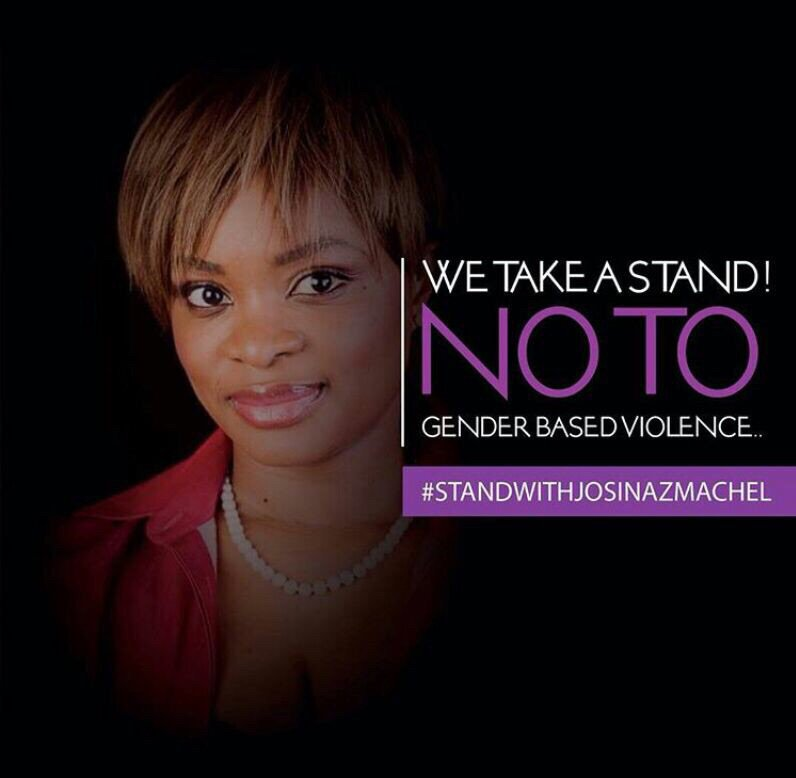 #StandWithJosinaMachel #NoToDomesticViolence https://t.co/1nnZvBgty7