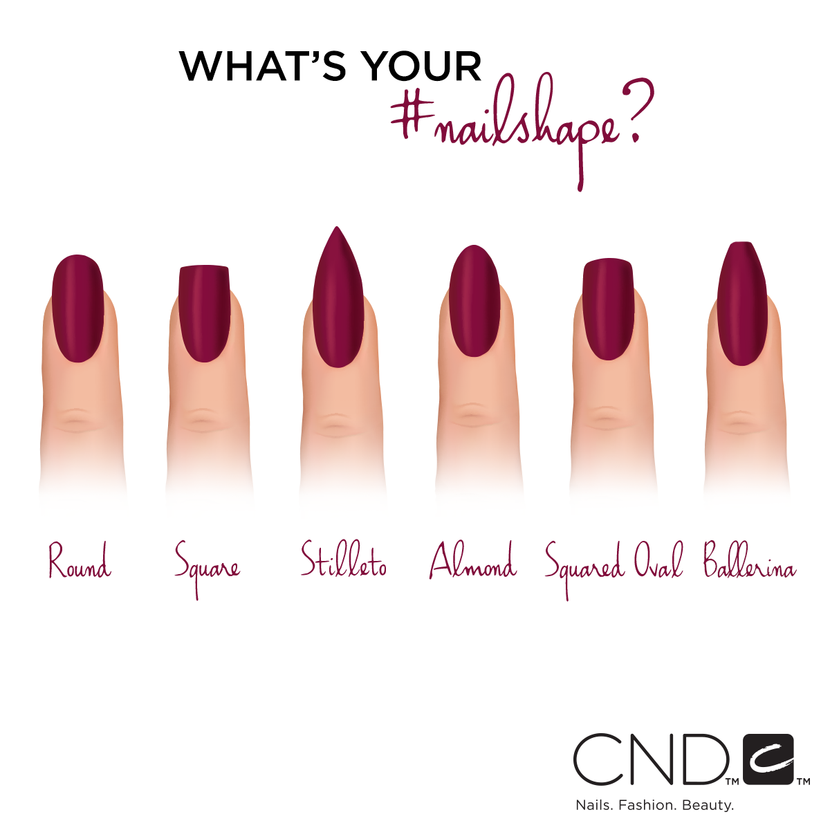Which nail shape is your favorite? #CND https://t.co/emt2WkyWny
