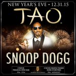 Bigg Snoop Dogg live on stage for another NYE @taolasvegas ! get ur tix asap b4 they gone !! https://t.co/nHnZmYQOrh https://t.co/dGPnJv04z6