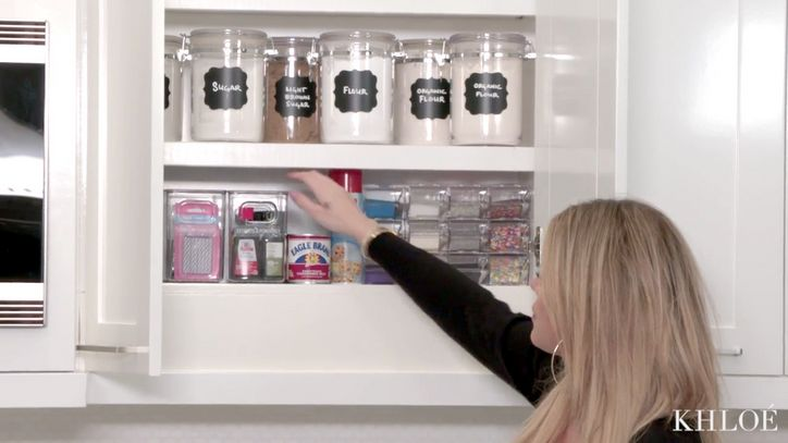 RT @glamourmag: Another peek into @KhloeKardashian's super-organized pantry—this time for holiday baking:  https://t.co/f2Okr1ugdt https://…