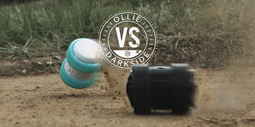 The ultimate race of good versus.. not good. Who will be victorious? Retweet to win an Ollie https://t.co/satrIek6ua https://t.co/DiFVgjyzgp