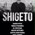 @__SHIGETO N #DETROIT Tonight with @NickSpeedEnt @GOSHPITH @sattadondada @eddielogix @pigpenwm Dj Psycho and more. https://t.co/P7QXdex1RC