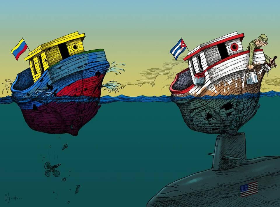 Omar Santana Se Hunden Los Barcos De Venezuela Y Cuba Nuestra