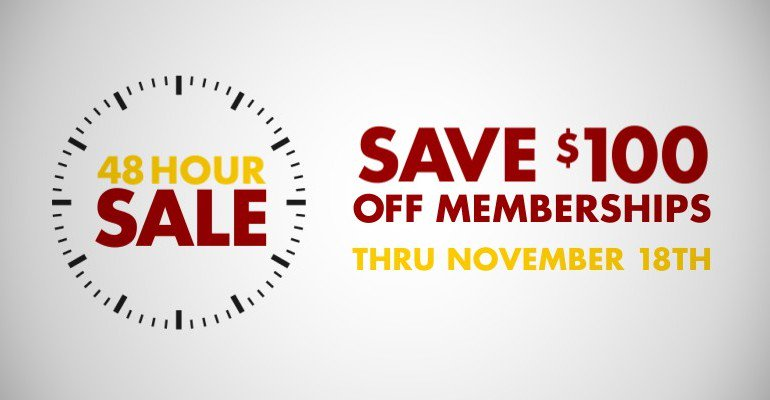 There's only one day left to save $100 off @fxphd memberships. Spread the word! https://t.co/vzAl6klFP1 https://t.co/aLie4f9MEk