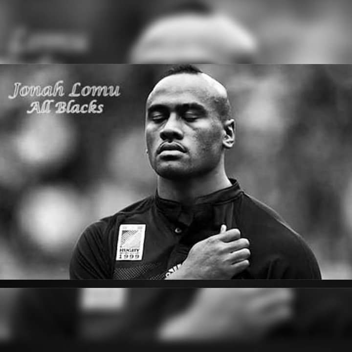 Saddened by the loss of the legend, Jonah Lomu. A true inspiration and gentlemen, both on and off the field. https://t.co/uiQy5JQBnC