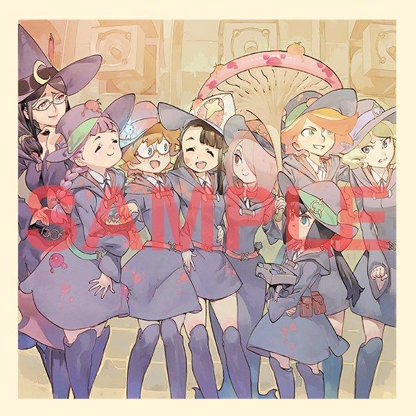 来年1/20(水)発売BD&DVD [TOHO animation STORE限定版]キャンバスアートのビジュアル解禁!