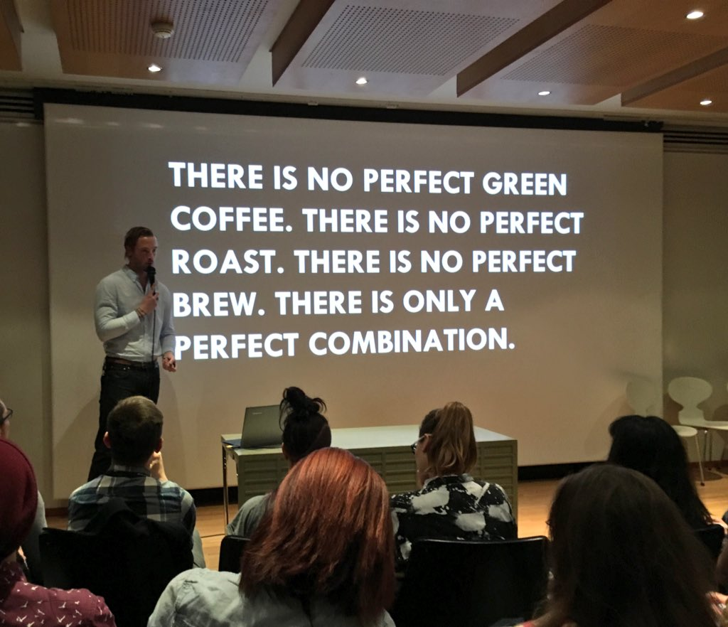 Nothing is perfect on its own. Perfection comes from a combination of elements. @PatrikRolf  #BGECoLab https://t.co/4Hl16vdhoZ