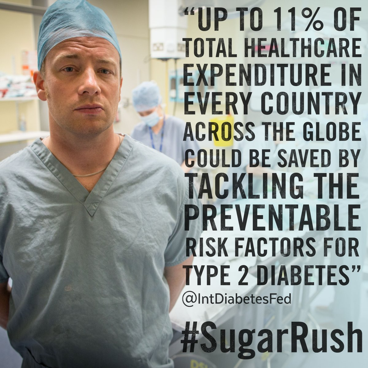 Tonight #SugarRush will be on your screens. USA tune in at 9pm ET on @pivot and help me make that change. https://t.co/vzHmv3wMg9
