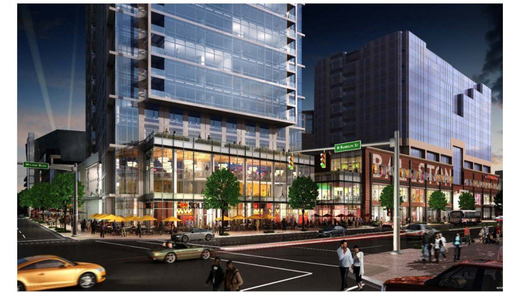 Late last night, the Board approved the major redevelopment of Ballston Mall: https://t.co/EEucLiOIyJ https://t.co/nWKr8k7SHX