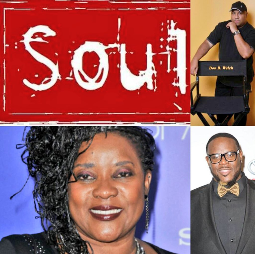 Next up! #SOULCAFE Starring @LorettaDevine Wow! Rehearsals & ... https://t.co/UdPY812kuw #AbrahamMcDonald https://t.co/gAu39OXWB0