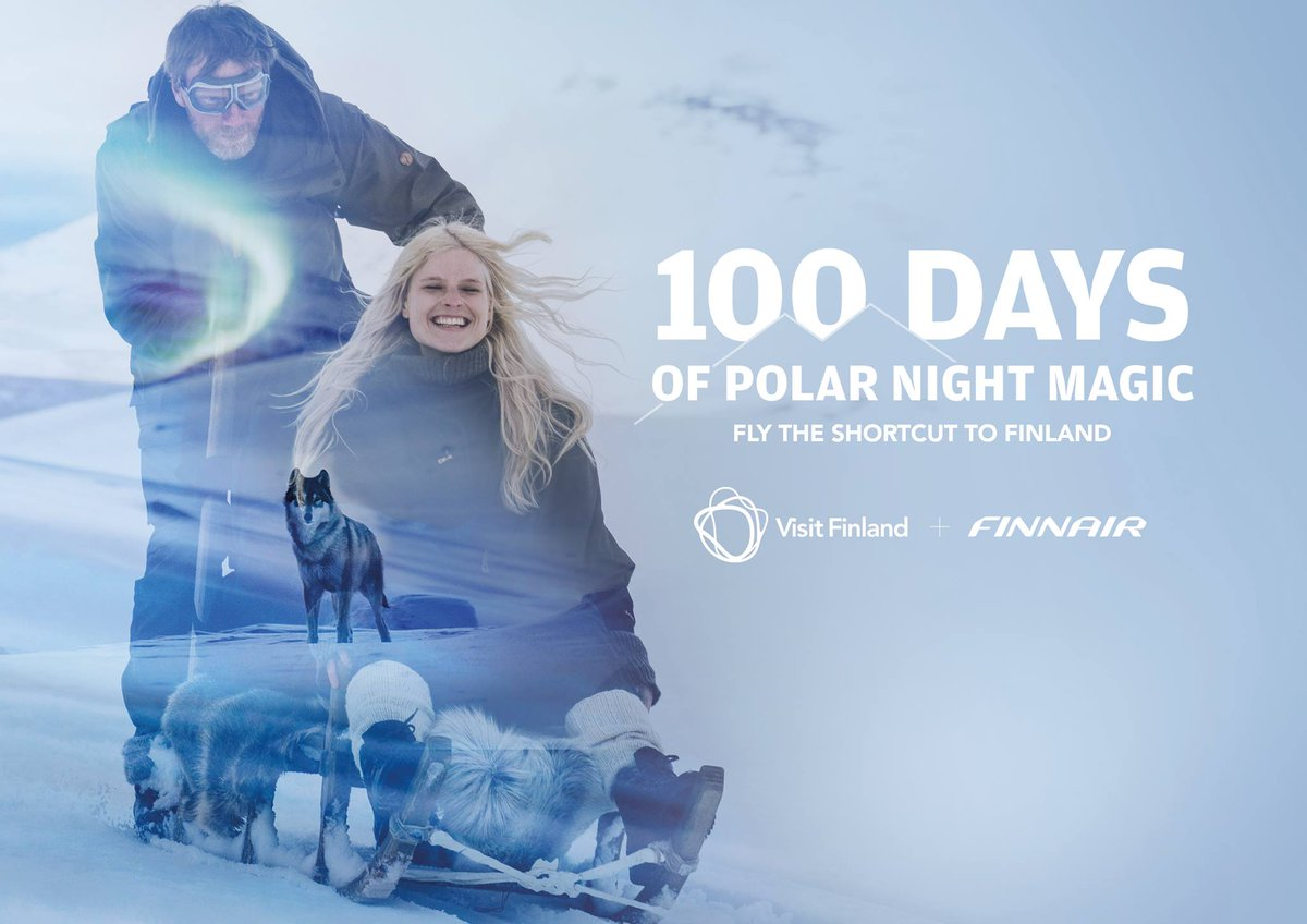 RT @OurFinland: The PolarNightMagic crew has been chosen, thanks for the applications! Check the explorers: https:…