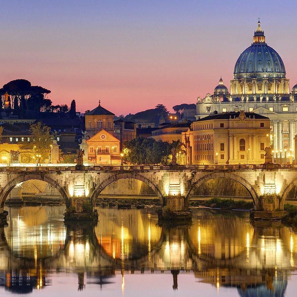 Buongiorno bella Roma