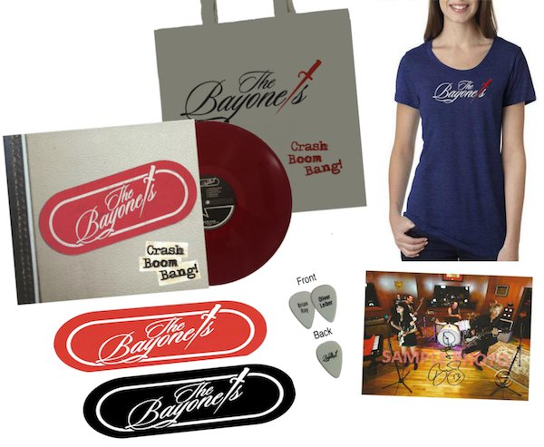 . @Bayonets / @brianrayguitar new #Album #Vinyl - 500 ltd edition https://t.co/QLT10TyrIA https://t.co/LNL5vKJfUP
