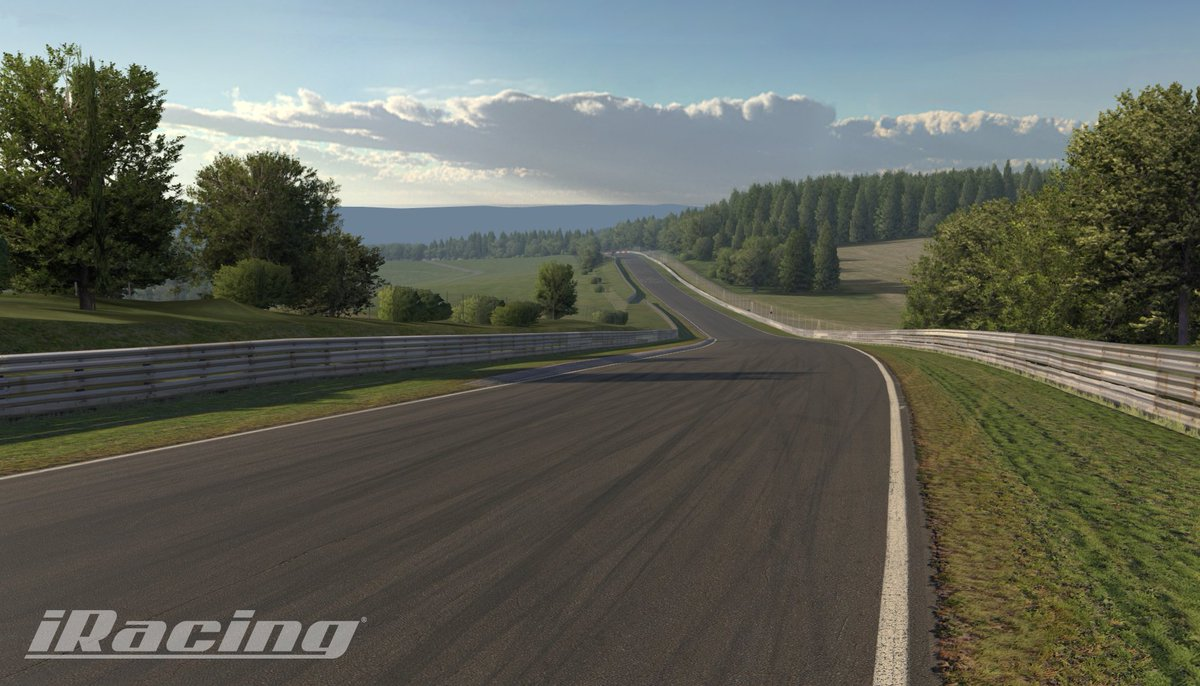 CONTEST: Guess the name of this straight. 1st correct guess wins. Retweet for a chance to win the 'Ring on iRacing! https://t.co/tX93cc99z7