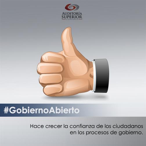 ¿Por qué #GobiernoAbierto? Porque aumenta la confianza. https://t.co/Yqn7INYJws