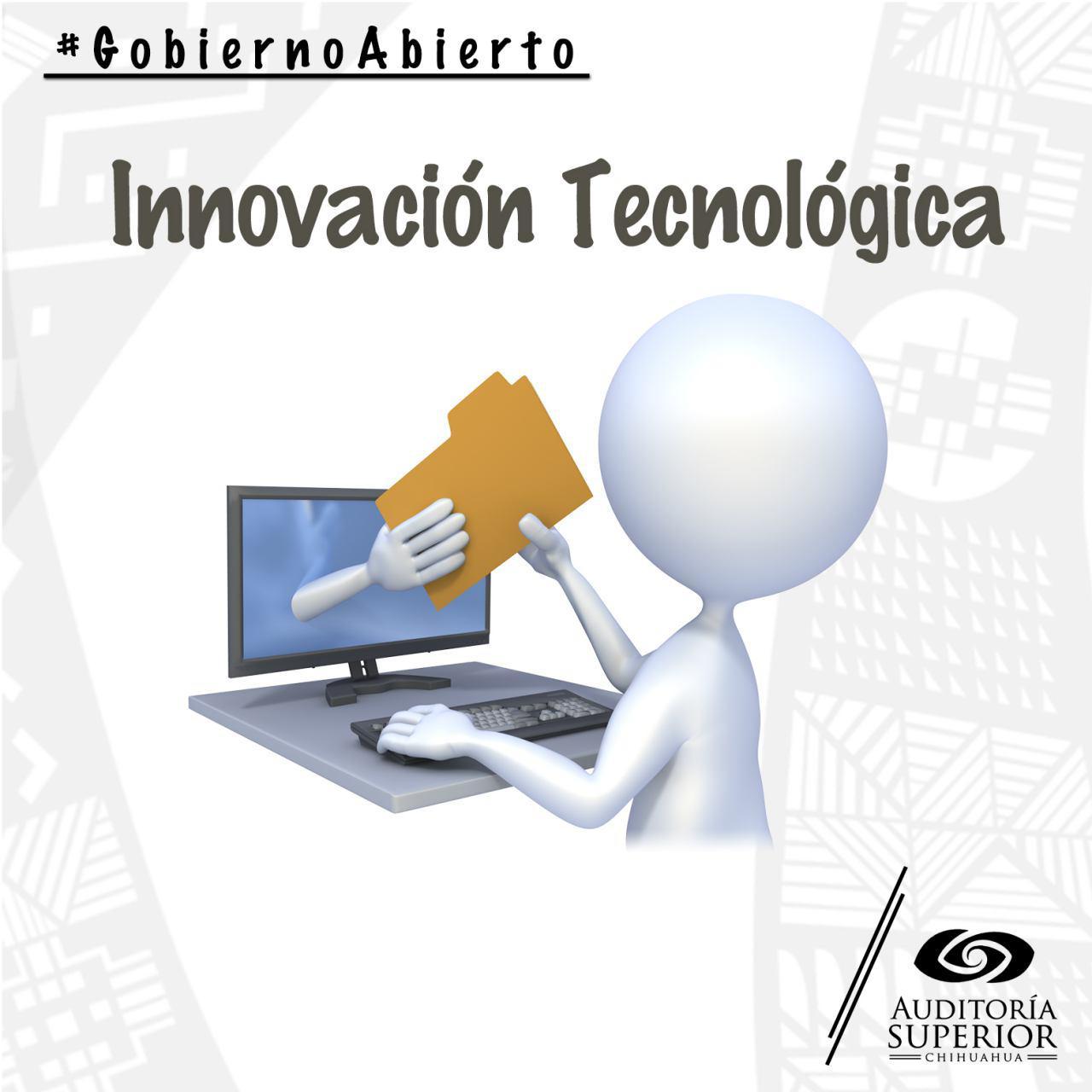 ¿Qué es para ti Innovación Tecnológica?  #GobiernoAbierto #OpenGov https://t.co/C6EsLlTjpi