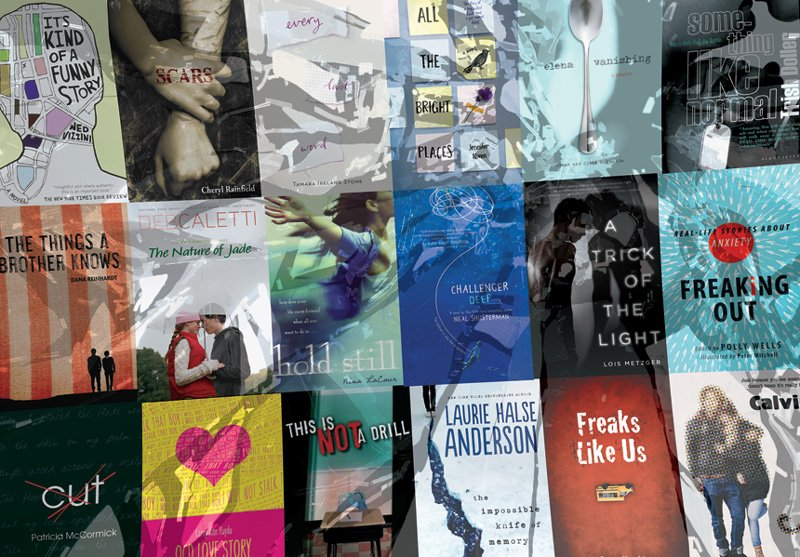 Tackling Mental Health Through #YALit | The Teen Issue by @TLT16 https://t.co/riATFnsksO https://t.co/RnrDYhiFma