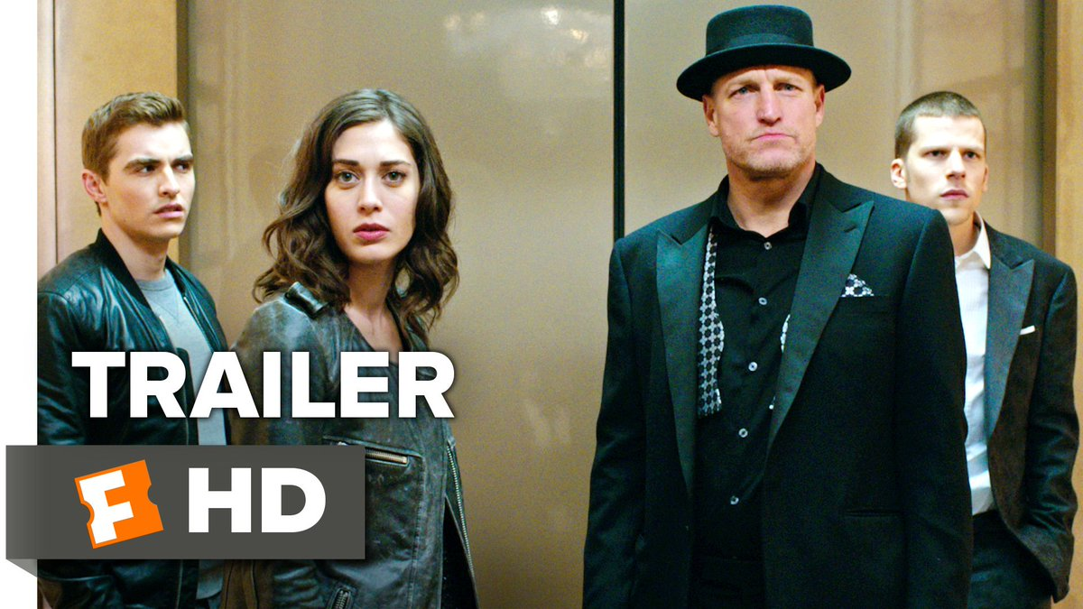 Watch us as we make the EXCLUSIVE #NowYouSeeMe2 Trailer appear! @NYSMmovie https://t.co/jl8ztrKbRu https://t.co/qI8qlJscmP