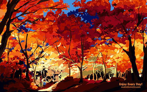 November desktop is up: November Leaves https://t.co/8uLQ9gS5v0 Done in MangaStudioEX5! :D https://t.co/4qtjHR24gO