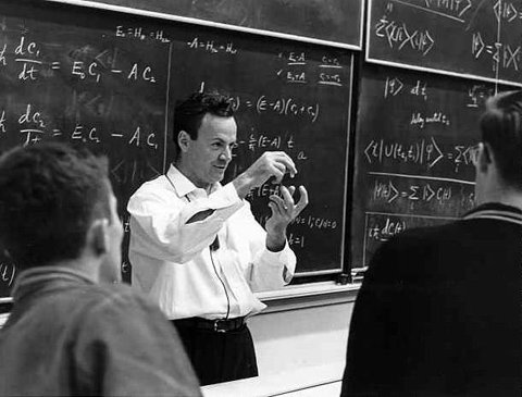 Richard Feynman: The Difference Between Knowing the Name of Something and Knowing Something https://t.co/REyzZRVP3s https://t.co/hEasbowzPX