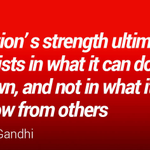 RT @newsflicks: Quote of the Day #RememberingIndira https://t.co/ourj22poWo