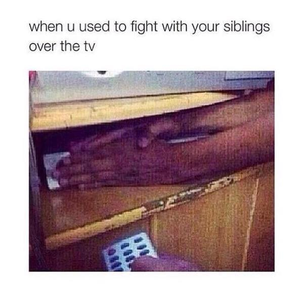 How did you and your siblings mess with each other as kids? #GrowingUpWithSiblings on #Breakfast https://t.co/XX4eq9zkkD