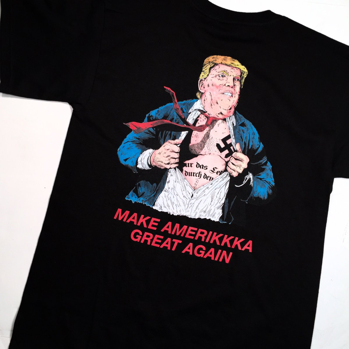 Sat we are releasing our #FuckTrump Tee along w/ other