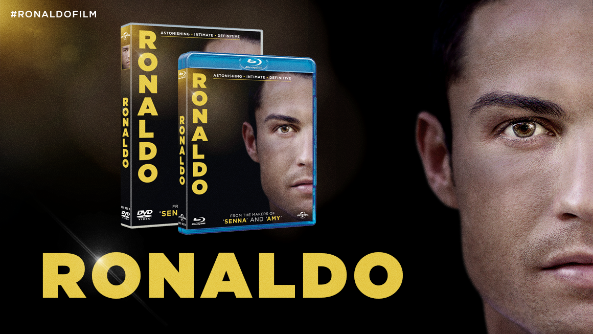 Have you got #RonaldoFilm on DVD or Blu-ray yet? Tweet us a picture of you with your copy! https://t.co/ictNAExCLO
