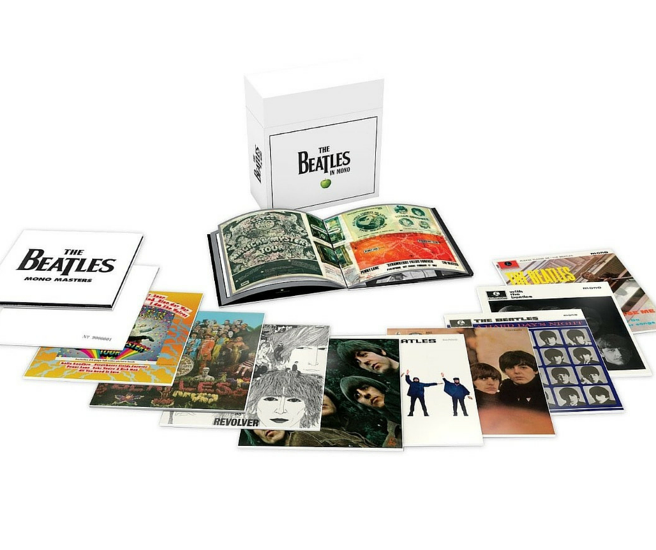Happy Beatles Day! All Beatles. All Vinyl. All Day. Pledge to win the Mono Box Set and Audio-Technica turntable! https://t.co/rKCTAlme1P