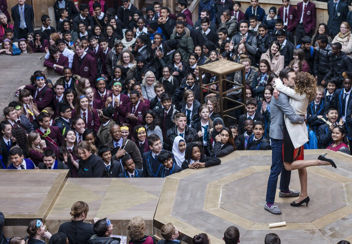 How @The_Globe helps teachers explore the relevance of #Shakespeare to young people https://t.co/OV59x9tUo4 https://t.co/AJLCuk4TVm