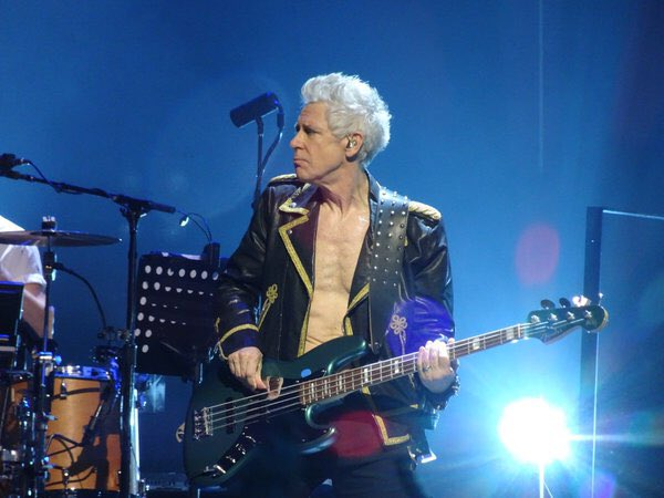Happy Birthday to Adam Clayton of !!!