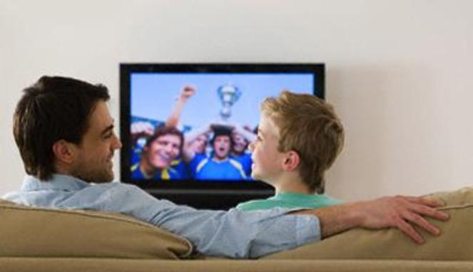Dampak Buruk Acara Televisi Pada Anak - AnekaNews.net