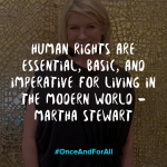 Learn about human rights. #OnceAndForAll https://t.co/UnXyY7J68i