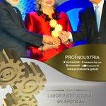 ¡Celebramos el #PremioLaborPROINDUSTRIA por @AIRDMEDIA en reconocimiento al servicio en apoyo al sector industrial! https://t.co/R4yevkHL4x
