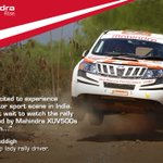 RT @MahindraRise: We're proud to welcome a marvel in her field,Laleh Seddigh;ace Iranian rally driver to India.https://t.co/Cd0AuscDPr http…