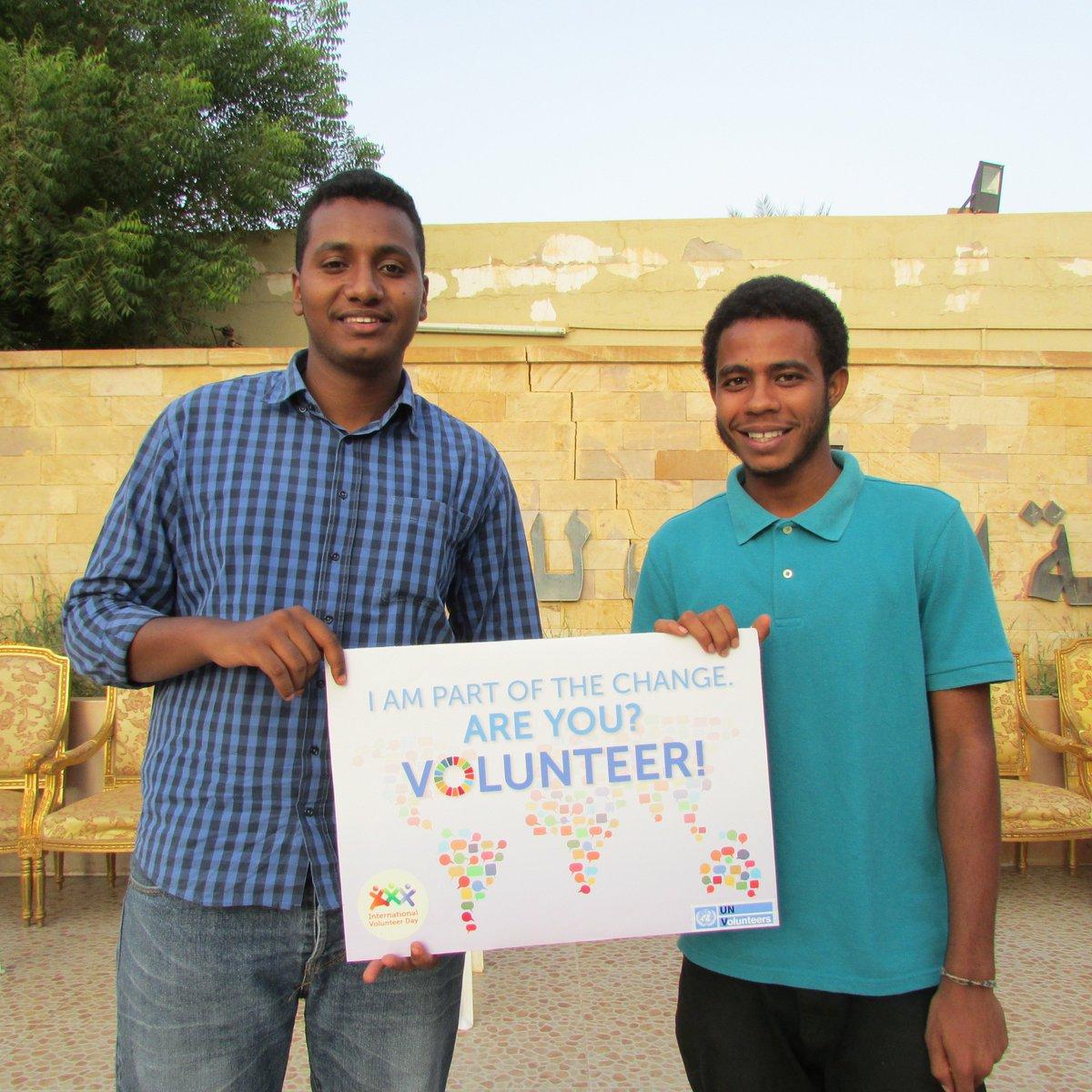 UNV Sudan (@UNV_Sudan)