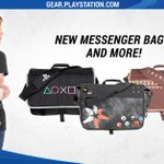 Now available on the PS Gear store: a set of sweet new messenger bags! Put stuff in them! https://t.co/dV8x2QVvU0 https://t.co/Xi4doeTuXJ