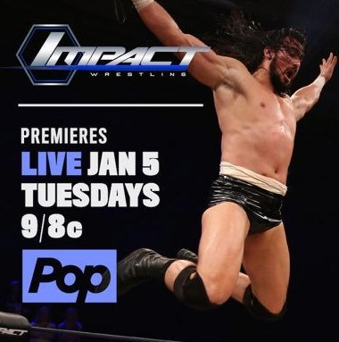The Dolls are ready to play!!! Starting January 5th, you can catch us & the whole @IMPACTWRESTLING roster on @PopTV https://t.co/CNx9KIxb86