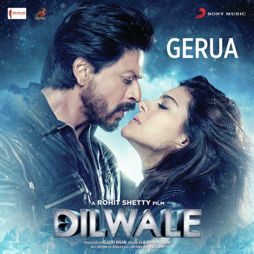 DDLJ to #Dilwale - SRK + Kajol reunite in #Gerua! Hear it now at https://t.co/jXxLu88S5h #LoveAnthemOfDecadeGerua https://t.co/Qx4sk1bqxe