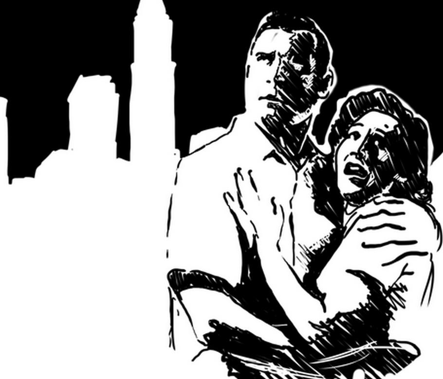 RT @hitRECord  Illustrators - create a cliffhanger for our #ComicCollective challenge: https://t.co/47VoCvsWhv https://t.co/j8n204Pm2v