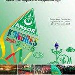 Konggres anshor 25-27 nov 15 di ponpes sunan pandanarang jogja -@akang_yusuf https://t.co/b0CHUcBwL7