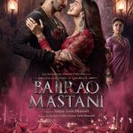 Here's the official poster of Eros International & Bhansali Productions' #BajiraoMastani. Trailer launch today. https://t.co/xn1dpNbova