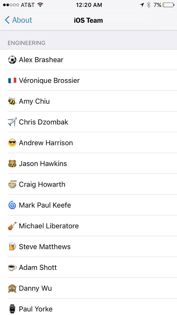 I give @NYTimes a ton of credit for adding credits like this to their iOS app. Super rare these days. https://t.co/Q5OGgR0C7R