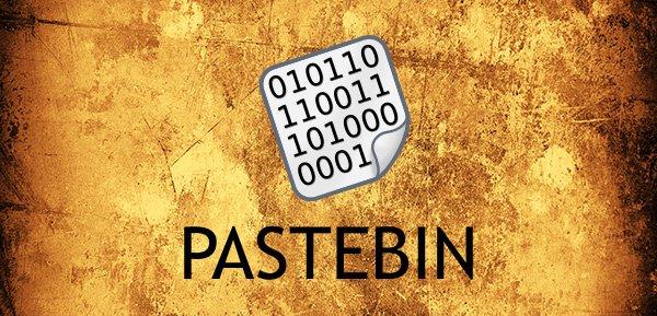 PwnBin: A script for scraping Pastebin for leaked API keys, SSH credentials - https://t.co/SPKT7IxseY https://t.co/i0K3LdXkVH