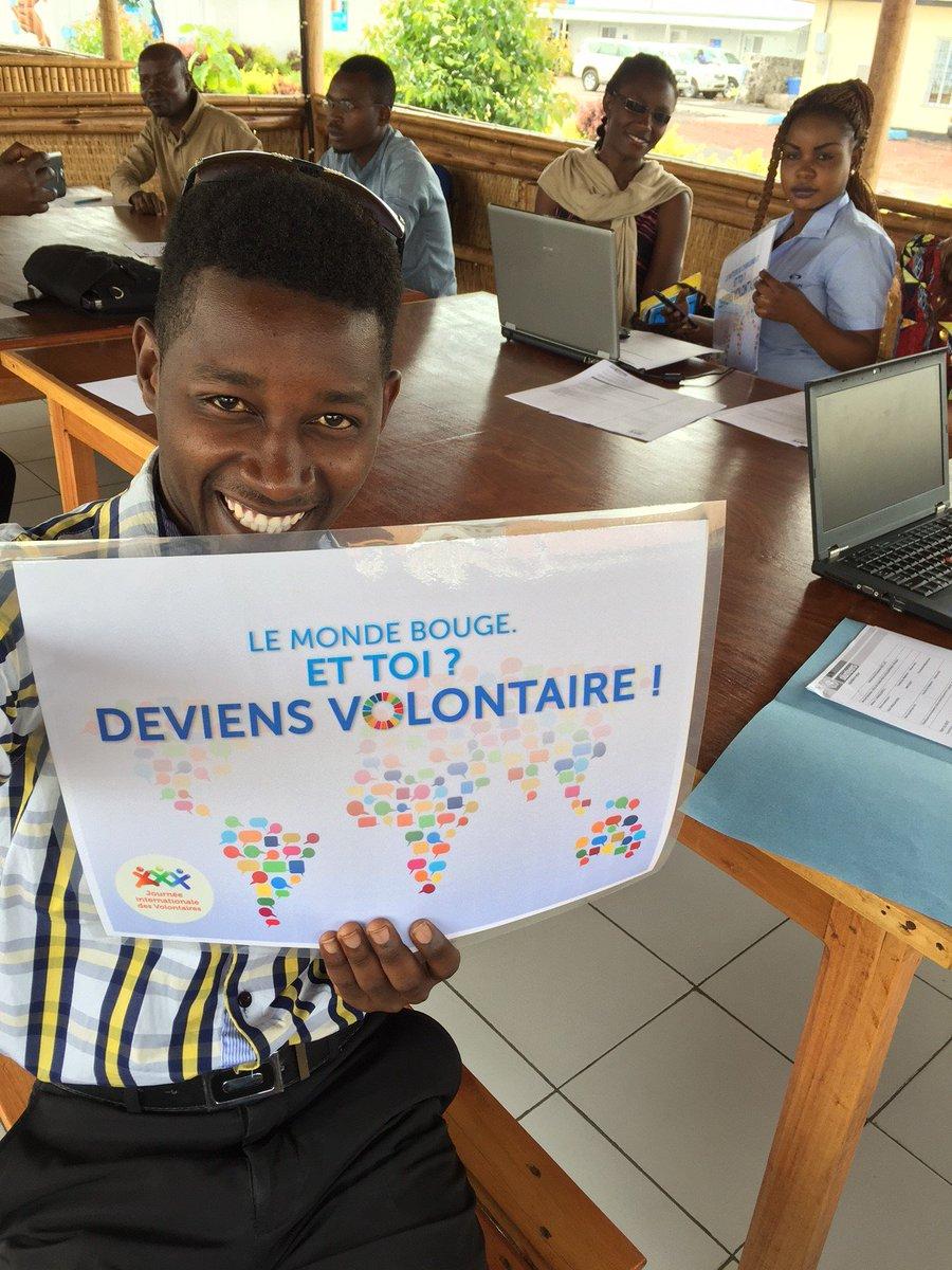 UNV in DRC (@UNVsintheDRC)