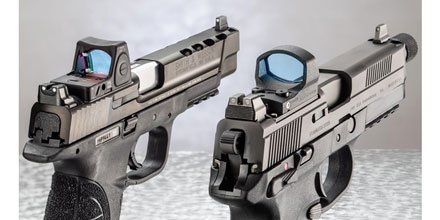 Optics-Ready #Handguns and Mini-Reflex Sights — https://t.co/sQg6jb5gWQ — #guns #firearms @LeupoldOptics @Trijicon https://t.co/ZcQJzPhrtp