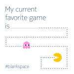 From blocky pixels to immersive adventures, video games have truly evolved. Share your current favorite! #blankspace https://t.co/KjnMMG0UwH