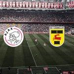 De stadionkassa's zijn zaterdag vanaf 17:45 uur geopend. Vier kaarten per Club Card:https://t.co/cVom0yCAgT #ajacam https://t.co/eXSwSrc5Xs